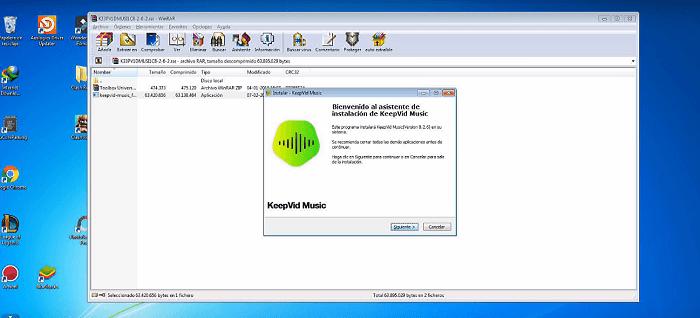 instalar keepvid music